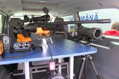 Rifle de francotirador para las fuerzas especiales Fotografía de archivo libre de regalías