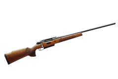 Rifle de la caza Imagen de archivo libre de regalías