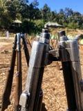 Rifle del arma de la combinación Fotos de archivo libres de regalías
