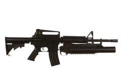 Rifle M4 Imagen de archivo libre de regalías
