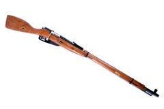 Rifle militar velho Foto de Stock