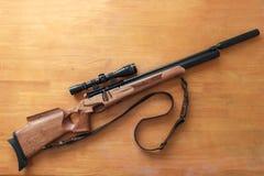 Rifle ostentando Imagens de Stock