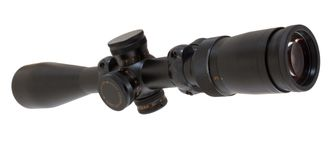 Rifle Scope Stock Photo