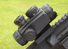 Rifle scope Stock Photos