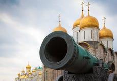 Rifle Scope Tsar Cannon Stock Photography