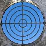 Rifle target Stock Image