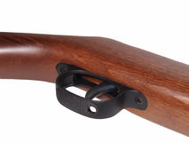 Rifle trigger Royalty Free Stock Photography