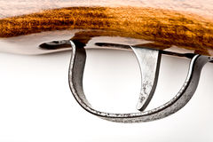 Rifle Trigger Royalty Free Stock Images