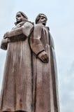 Riflemen rossi 04 di Riga fotografie stock libere da diritti