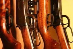 Rifles Imágenes de archivo libres de regalías