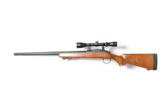 Rifles Stock Photography