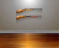 Rifles Royalty Free Stock Photos