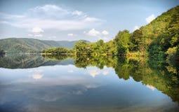 Riflessione del lago Immagini Stock Libere da Diritti