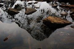 Riflessione del Omniscience fotografia stock libera da diritti