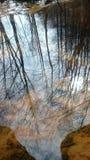 Riflessione 2 dell'acqua Fotografie Stock