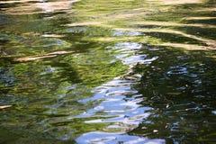 Riflessione dell'acqua fotografie stock