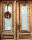 Riflessione dell'inverno Fotografia Stock