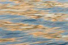 Riflessione dell'oceano immagini stock