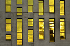 Riflessione di indicatore luminoso Immagine Stock Libera da Diritti