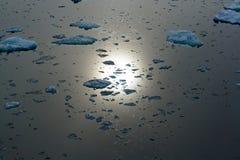 Riflessione di Sun Fotografia Stock Libera da Diritti