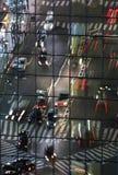 Riflessione di traffico Immagini Stock Libere da Diritti