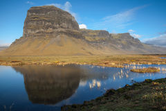 Riflessioni dell'Islanda Immagine Stock