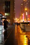 Riflessioni della città Fotografie Stock