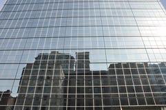 Riflessioni della costruzione Fotografia Stock Libera da Diritti
