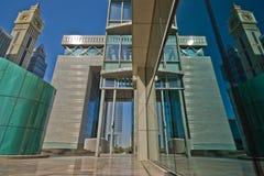 DIFC Dubai Immagini Stock