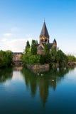 Riflessioni di Metz Fotografie Stock