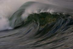 Riflessioni di Wave Fotografia Stock Libera da Diritti