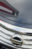 Riflessioni in Nissan Immagini Stock