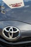 Riflessioni in Toyota Fotografie Stock Libere da Diritti