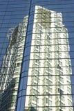 Riflessioni Vancouver della costruzione Immagini Stock Libere da Diritti