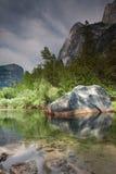 Riflessioni in Yosemite Fotografia Stock