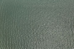 Riflesso dell'acqua di fiume il sole Immagine Stock Libera da Diritti