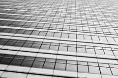 Riflesso di costruzione fotografia stock libera da diritti