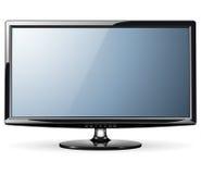 Rifletta la TV Fotografie Stock Libere da Diritti