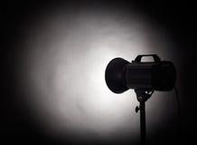 Riflettore del teatro Fotografia Stock