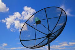 Riflettore parabolico Fotografia Stock Libera da Diritti