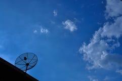 Riflettore parabolico Fotografia Stock