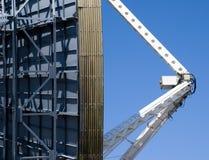 Riflettore parabolico di Goonhilly Fotografie Stock Libere da Diritti