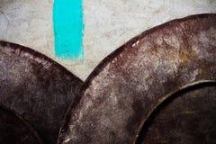 Riflettori parabolici Fotografia Stock Libera da Diritti