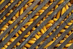 Rifornimenti del cereale Fotografia Stock
