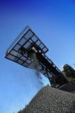 Rifornimento del carbone Fotografia Stock
