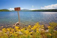 Rifornimento idrico pubblico Reservior Fotografia Stock Libera da Diritti