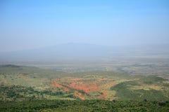 Rift Valley Arkivfoton