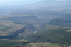 Rift Valley of Ethiopia in Africa. The Rift Valley of Ethiopia in Africa Stock Images