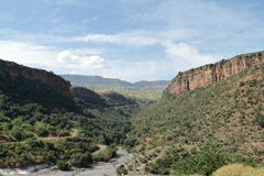 Rift Valley of Ethiopia in Africa Royalty Free Stock Photography