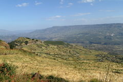 Rift Valley of Ethiopia in Africa Stock Photos